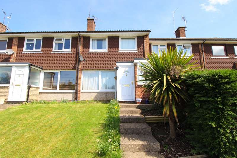 3 Bedrooms Terraced House for sale in Churchill Crescent, Sonning Common, Reading, RG4