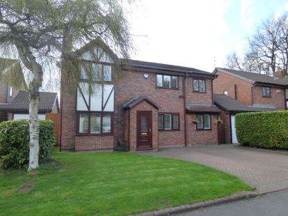 3 Bedrooms Detached House for sale in Poolcroft, Sale, Manchester