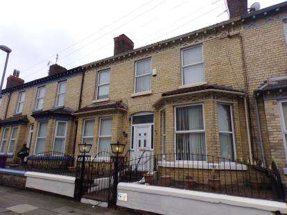 3 Bedrooms Terraced House for sale in Borrowdale Road, Liverpool, Merseyside, L15