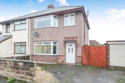 3 Bedrooms Semi Detached House for sale in Victoria Road, Shotton, Deeside, Flintshire, CH5