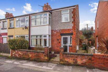 3 Bedrooms End Of Terrace House for sale in Mayfield Road, Chorley, Lancashire, PR6