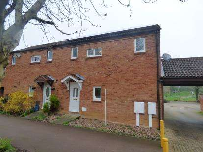 3 Bedrooms Terraced House for sale in The High Street, Two Mile Ash, Milton Keynes, Buckinghamshire