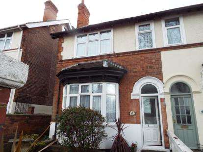 3 Bedrooms Semi Detached House for sale in Breckhill Road, Woodthorpe, Nottingham