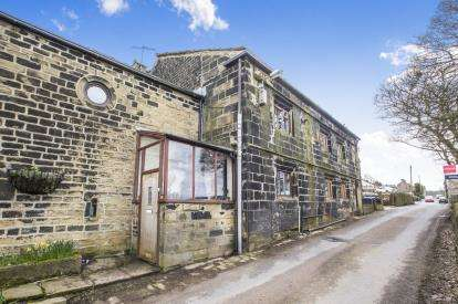 2 Bedrooms Terraced House for sale in Lane Ends, Norland, Sowerby Bridge, West Yorkshire
