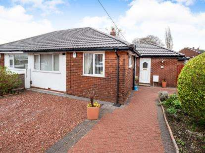 3 Bedrooms Bungalow for sale in Leewood, Clifton, Swinton, Manchester