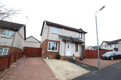 2 Bedrooms Semi Detached House for sale in Briarcroft Road, Robroyston