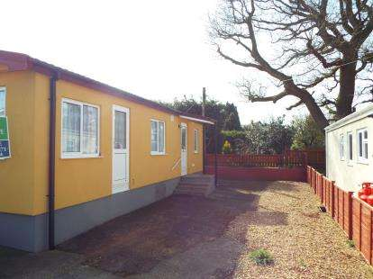 1 Bedroom Bungalow for sale in Ringswell Drive, Exeter, Devon