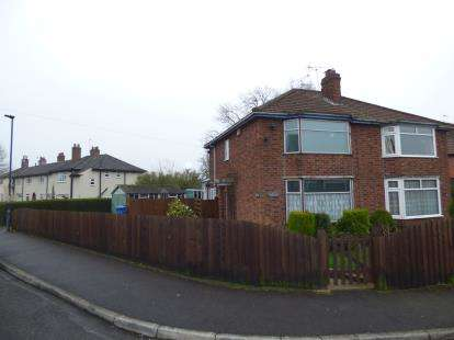 2 Bedrooms Semi Detached House for sale in Drury Avenue, Spondon, Derby, Derbyshire