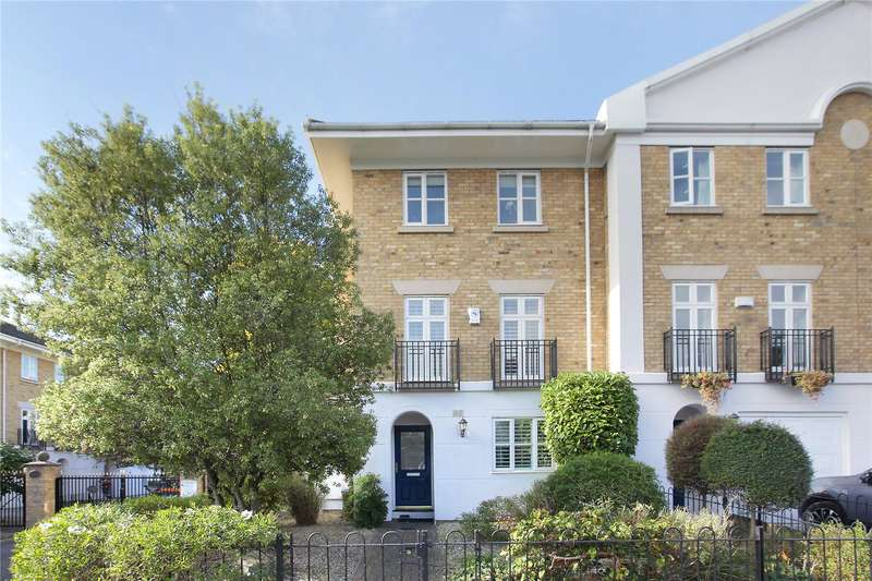 4 Bedrooms End Of Terrace House for sale in Beechcroft Road, London, SW17