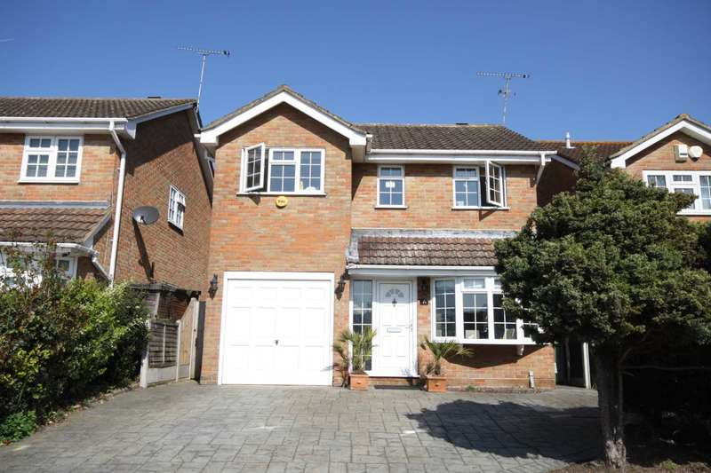 4 Bedrooms Detached House for sale in Highfield Road, Billericay