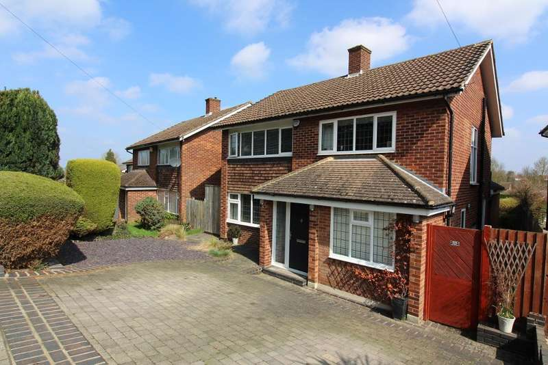 4 Bedrooms Detached House for sale in The Brackens, Chelsfield, Orpington, Kent, BR6 6JH