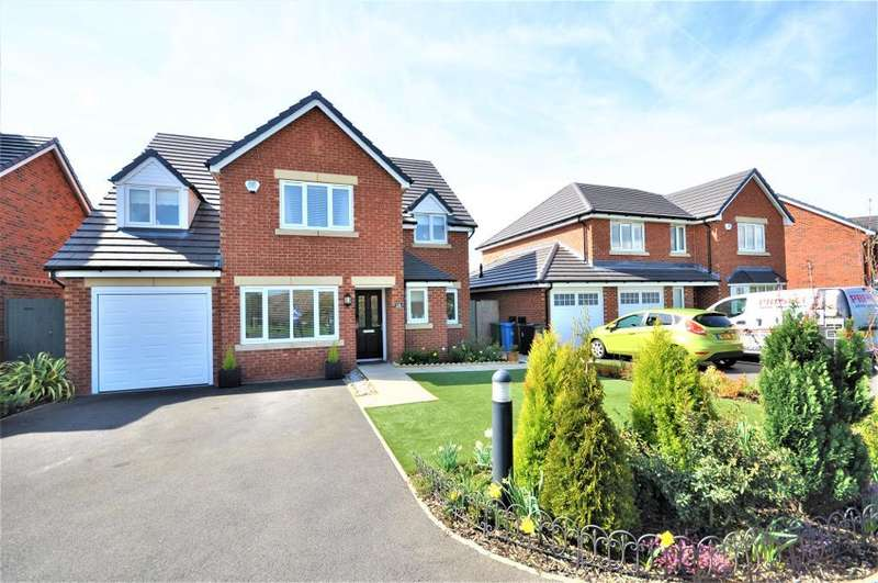 5 Bedrooms Detached House for sale in Duckworth Avenue, Wrea Green, Preston, Lancashire, PR4 2EJ