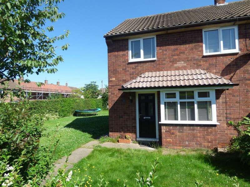 3 Bedrooms Semi Detached House for rent in Bracken Close, Long Eaton NG10 4DB