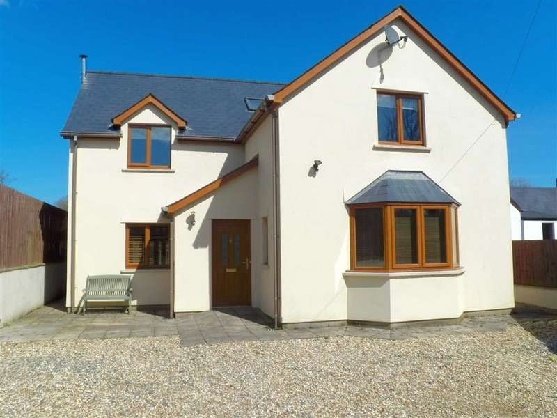 5 Bedrooms Detached House for sale in Pill Road, Hook, Haverfordwest
