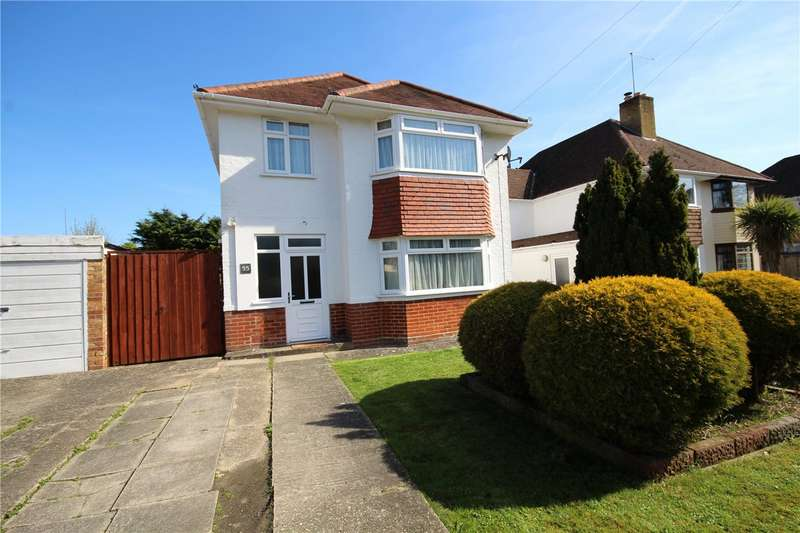 3 Bedrooms Detached House for sale in Winston Avenue, Branksome, Poole, Dorset, BH12