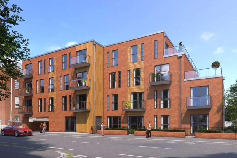 2 Bedrooms Apartment Flat for sale in New Malden