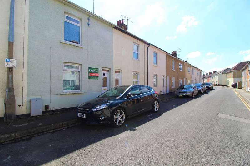 2 Bedrooms Terraced House for sale in Albion Street, Town Centre