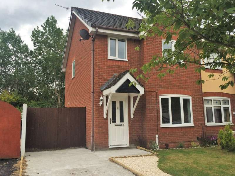 3 Bedrooms Semi Detached House for sale in Longdown Road, Liverpool, L10 .