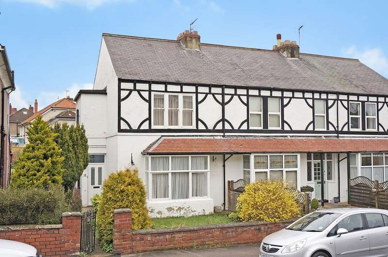 3 Bedrooms End Of Terrace House for sale in Sandringham Road, Wetherby