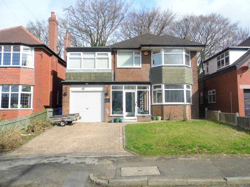 4 Bedrooms Detached House for sale in Glebelands Road, Prestwich, M25