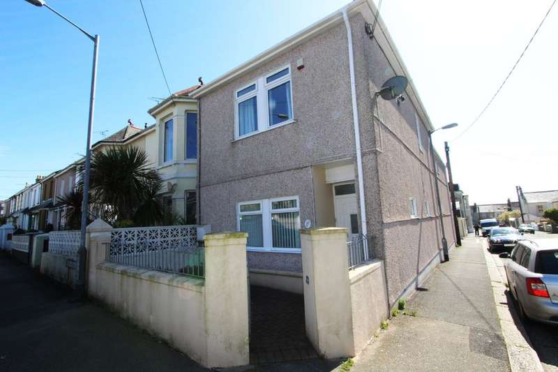 1 Bedroom Ground Flat for sale in North Road, Torpoint