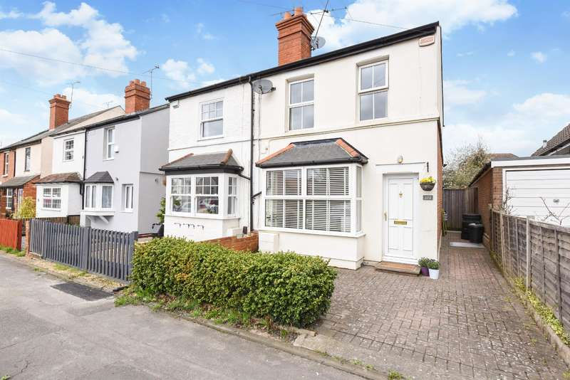 2 Bedrooms Semi Detached House for sale in London Road, Wokingham, RG40