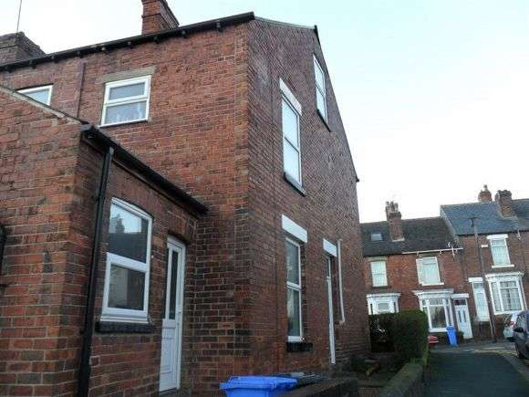 4 Bedrooms End Of Terrace House for rent in Spring House Road, Crookes, Sheffield