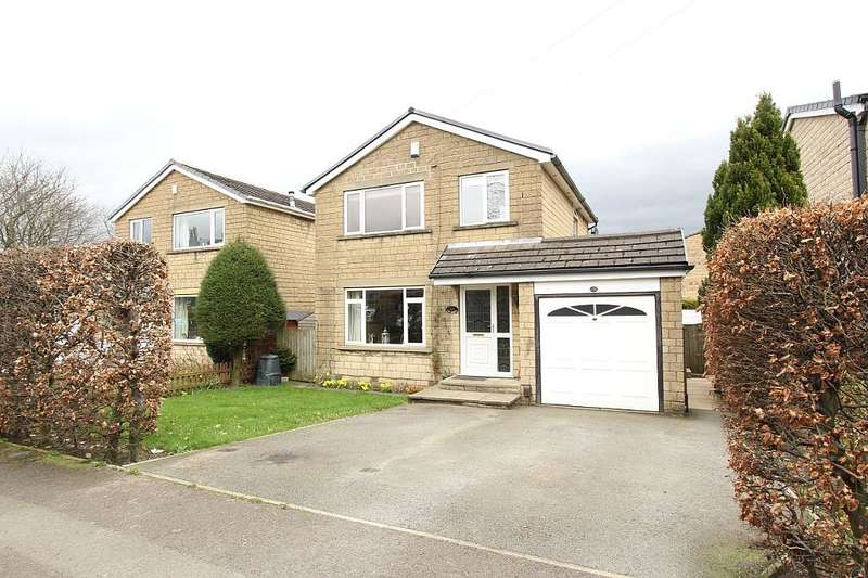 3 Bedrooms Detached House for sale in 17, Netherton Moor Road, Netherton, Huddersfield, Yorkshire, HD4 7JF