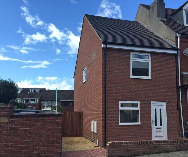 2 Bedrooms Detached House for sale in Victoria Road, BRIERLEY HILL, DY5