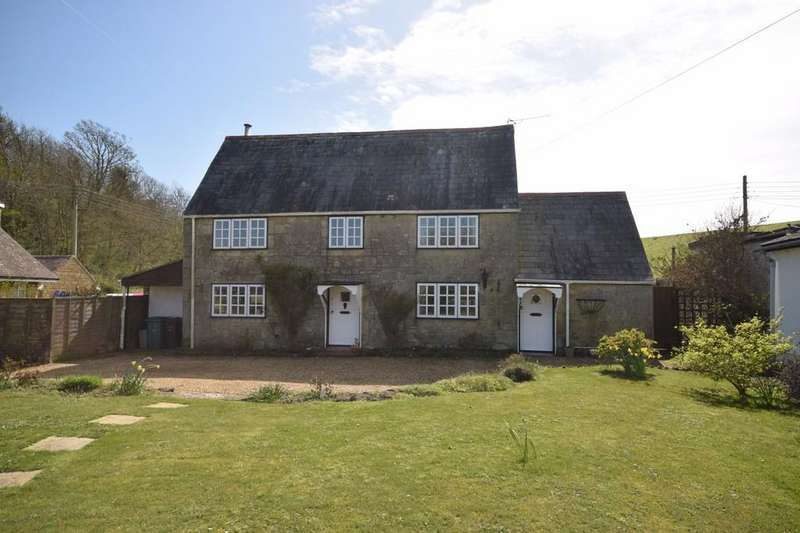 4 Bedrooms Detached House for sale in School Road, Godshill