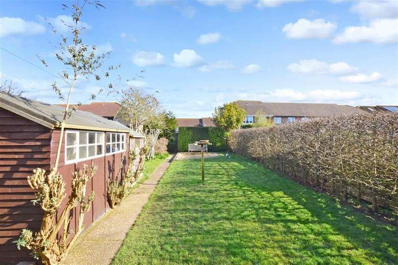 3 Bedrooms Semi Detached House for sale in Mill View Road, Yapton, Arundel, West Sussex