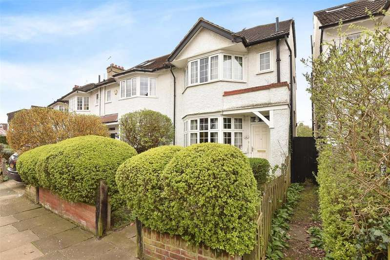 3 Bedrooms House for sale in Shrewsbury Avenue, London