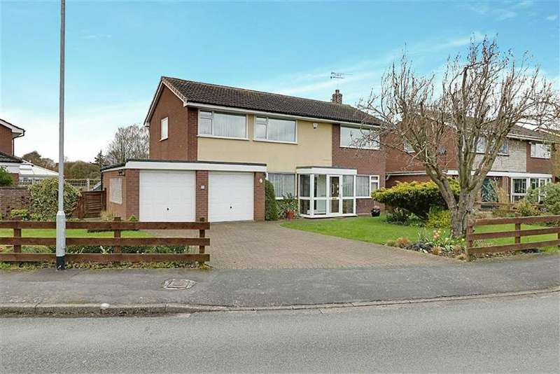4 Bedrooms Detached House for sale in Gingerbread Lane, Nantwich