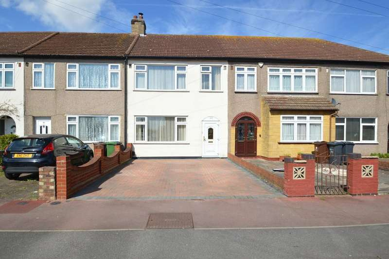 3 Bedrooms Terraced House for sale in Western Avenue, Dagenham