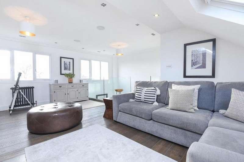 2 Bedrooms Flat for sale in Gondar Gardens, West Hampstead