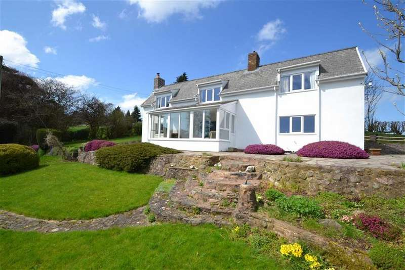 3 Bedrooms Detached House for sale in Picklescott, Church Stretton, Shropshire