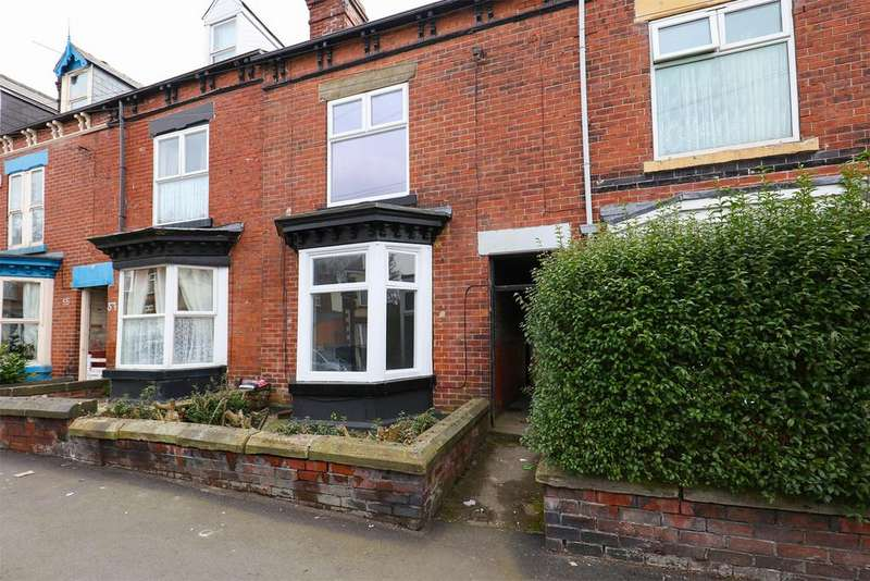 4 Bedrooms Terraced House for rent in Sandford Grove Road, Nether Edge
