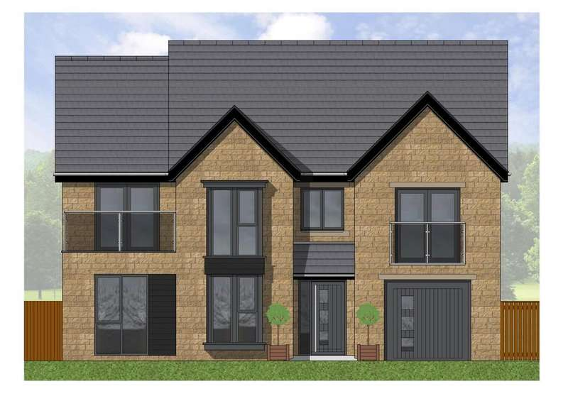 4 Bedrooms Detached House for sale in The Hearty Oak, Dronfield Woodhouse