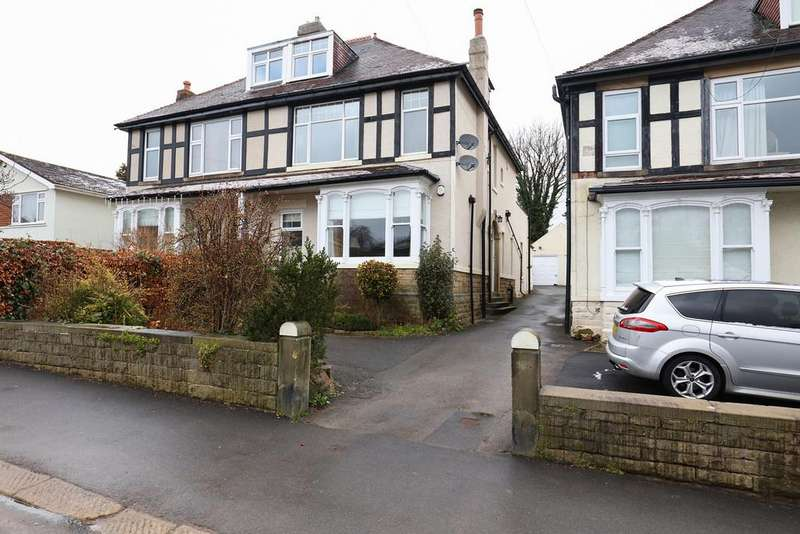 2 Bedrooms Apartment Flat for sale in King Ecgbert Road, Totley Rise
