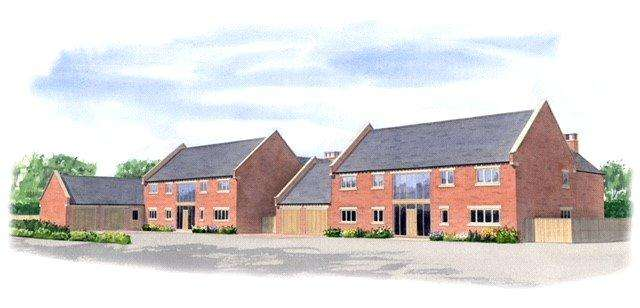 Plot Commercial for sale in Braybrooke Road, Great Oxendon, Northamptonshire