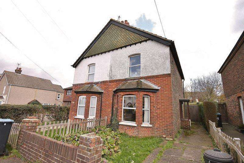 3 Bedrooms Semi Detached House for sale in Sunny Bank, Warlingham