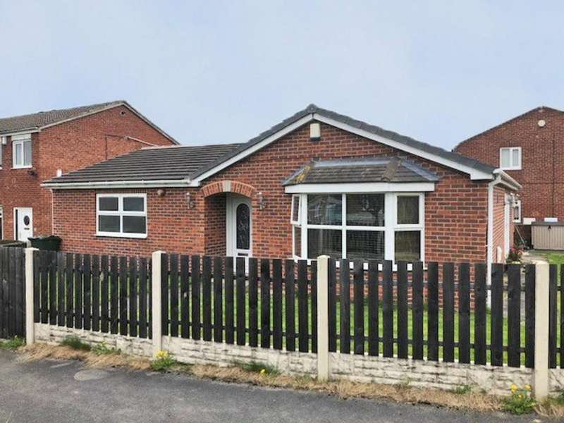 3 Bedrooms Detached Bungalow for rent in Topcliffe Road, Barnsley