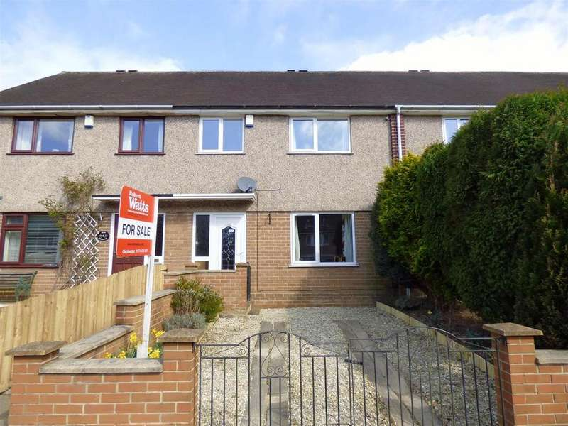 3 Bedrooms Terraced House for sale in Hare Park Close, Liversedge