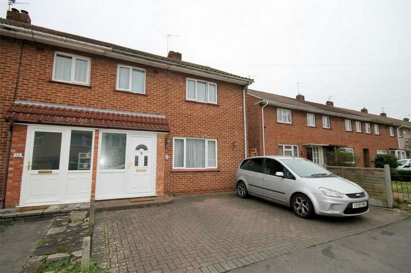 3 Bedrooms End Of Terrace House for sale in Ronayne Walk, Fishponds, Bristol