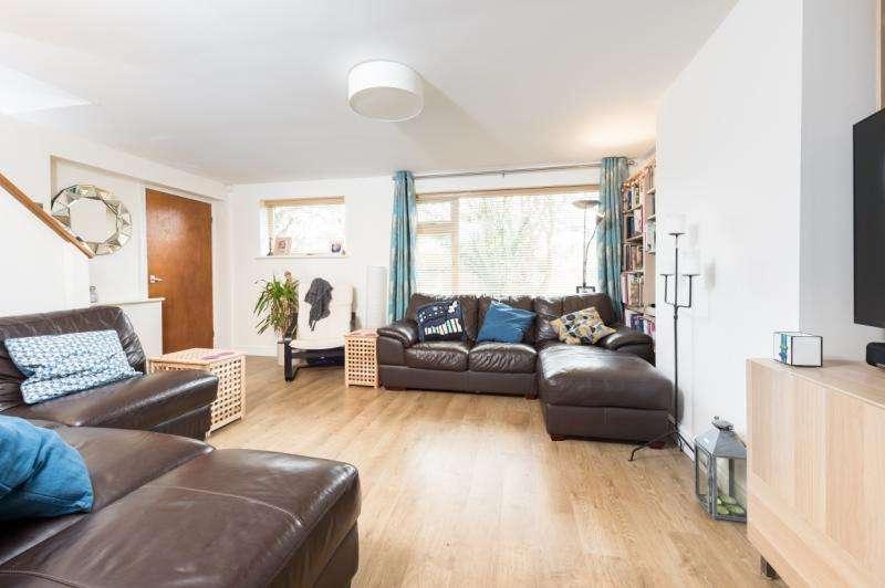 5 Bedrooms Semi Detached House for sale in Wilsham Road, Abingdon