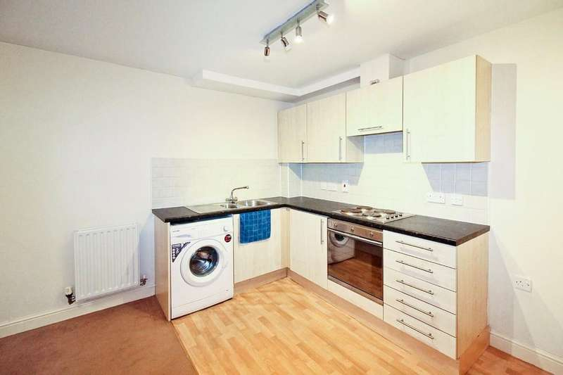 2 Bedrooms Apartment Flat for sale in Weavers Mews, Darwen