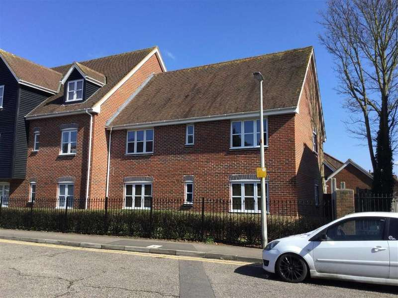 2 Bedrooms Apartment Flat for sale in Howarde Court, Stevenage, Hertfordshire, SG1