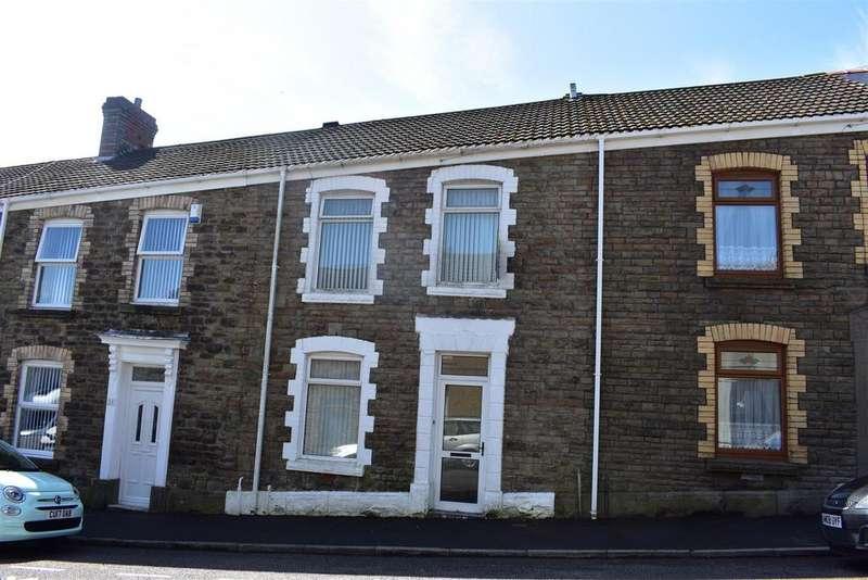 3 Bedrooms Terraced House for sale in Harry Street, Morriston, Swansea