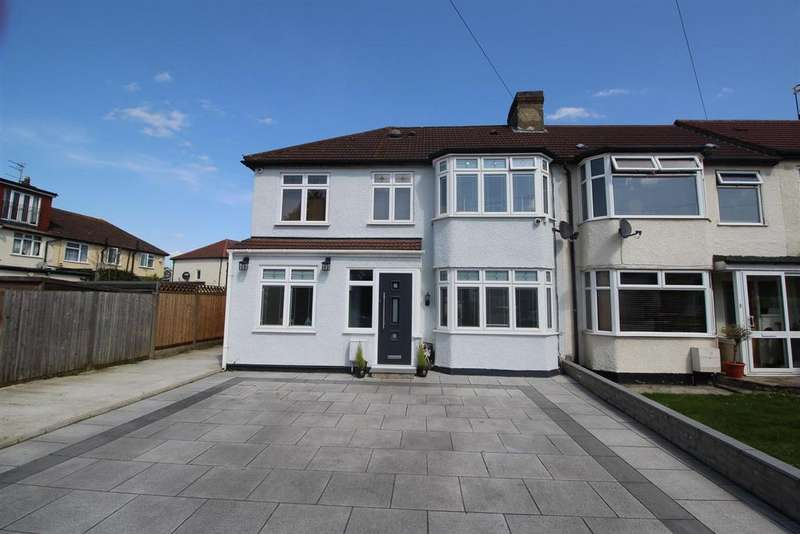 4 Bedrooms End Of Terrace House for sale in Newby Close, Enfield