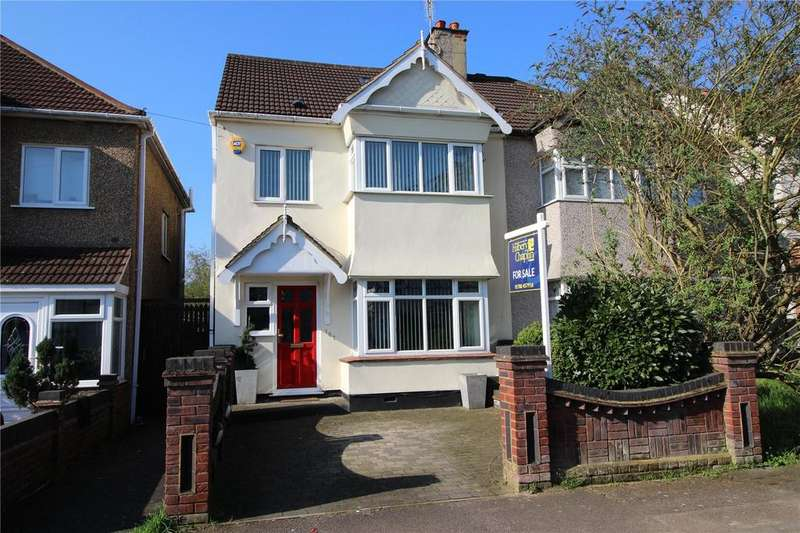 4 Bedrooms House for sale in Burnway, Hornchurch, RM11